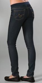 Jeggings vs. Pajama Jeans