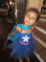 12-12-12: A Very Special Girly Superhero Birthday Party