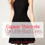 Capsule Wardrobe Essentials: The Little Black Dress