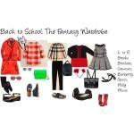 Back to School Wardrobe: The Fantasy Edition