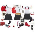 Styling a School Uniform