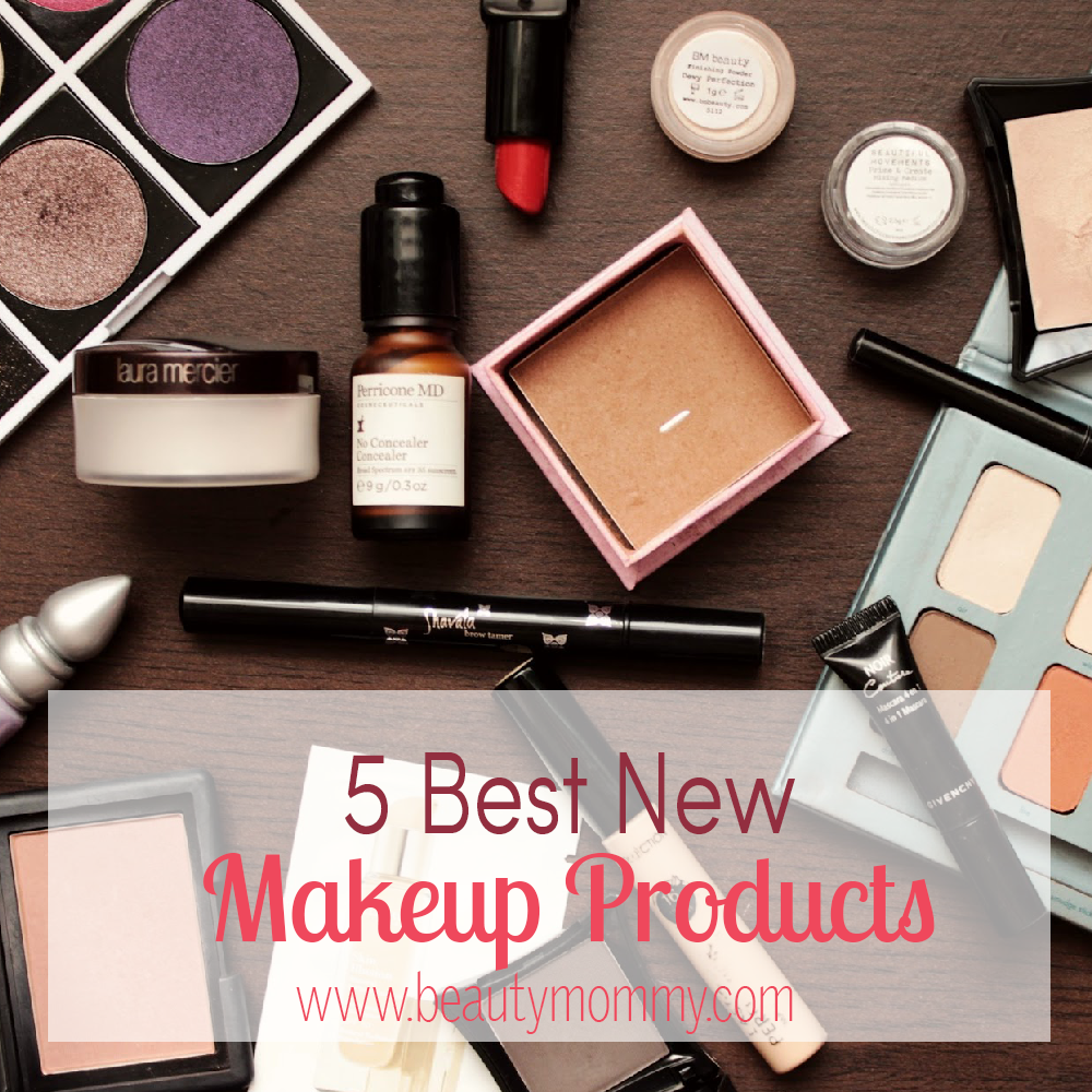 5 best new makeup products