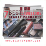 7 Best Drugstore Beauty Products: 30 Days to Gorgeous Mom Style
