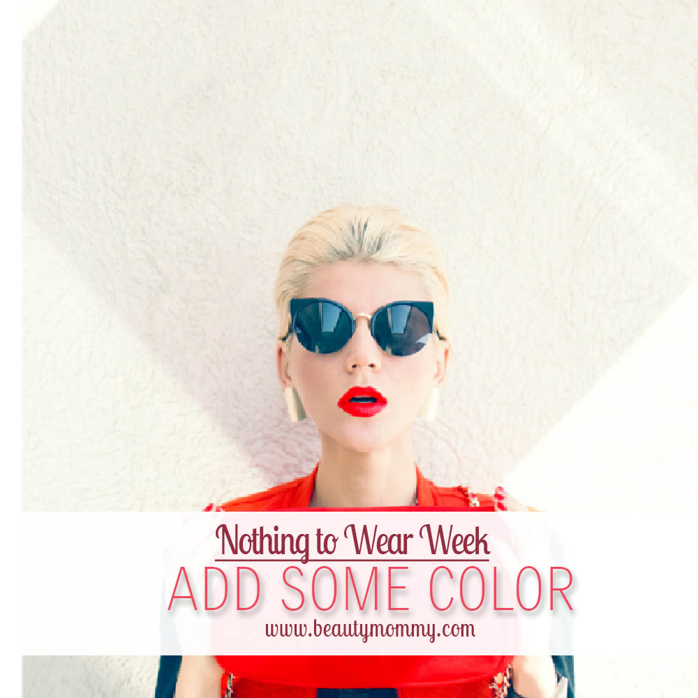 nothing to wear week color