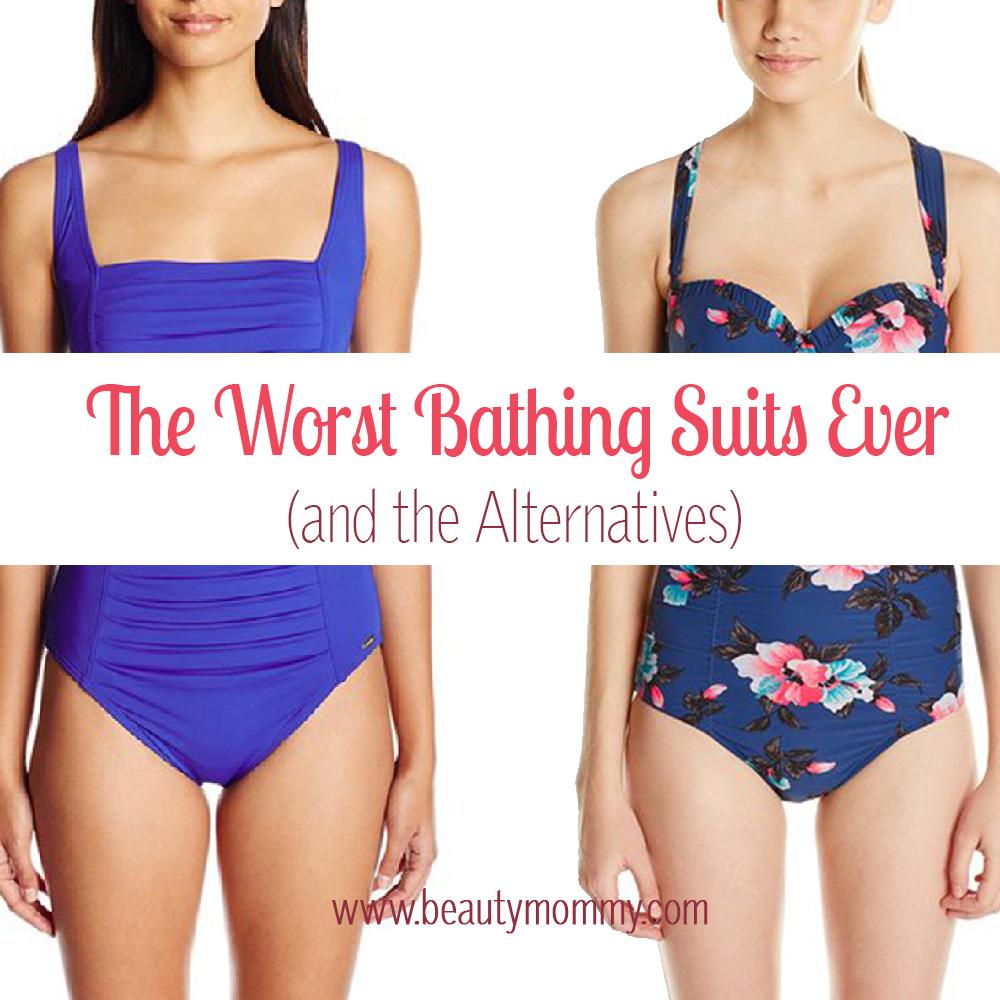 worst bathing suits