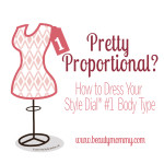 How to Dress a Proportional Body Type
