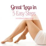 Great Legs in 5 Easy Steps