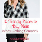 10 Pieces to Buy Now and Wear Through Fall | Avady Clothing Company