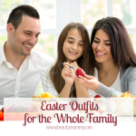 4 Cute, Coordinated Family Easter Outfits