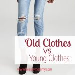 How Not To Dress Old, Part 2: Old Clothes vs. Young Clothes