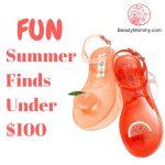 Fun Fab Summer Finds Under $100