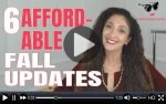 6 Affordable Fall Updates Over 40
